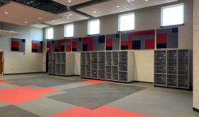 Hewitt-Trussville Middle School Fine Arts & Classroom Addition