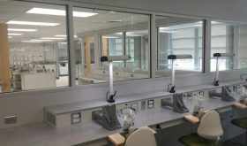 UAB 3rd Floor Lab School of Dentistry