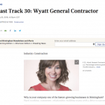Fast Track 30: Wyatt General Contractor